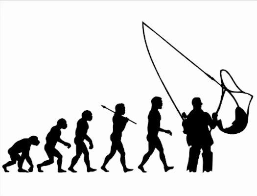 Эволюция рыбалки