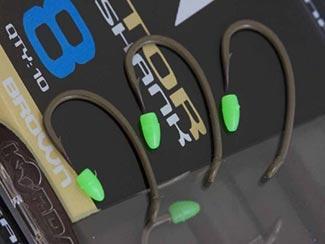 Карповые крючки CurveShank