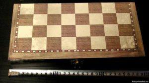 шахматная коробка