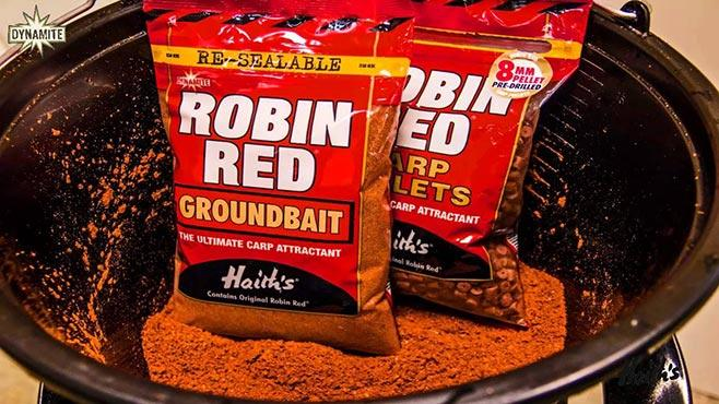 Добавка Robin Red