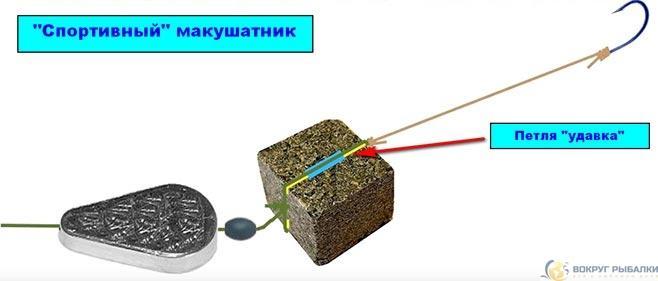 """вариант """"спортивного"""" макушатника"""