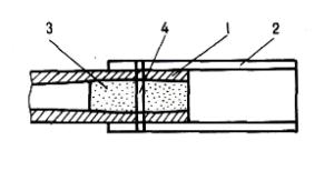 Схема штекерного соединения удилища