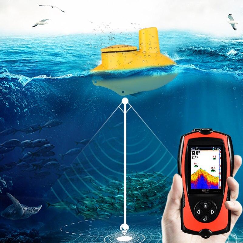 Wireless-Fish-finder
